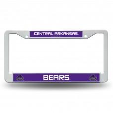 Central Arkansas Plastic License Plate Frame