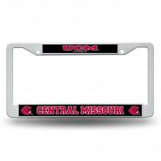 Central Missouri Plastic License License Plate Frame