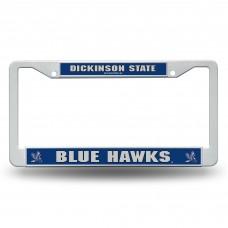 Dickinson State Plastic License Plate Frame