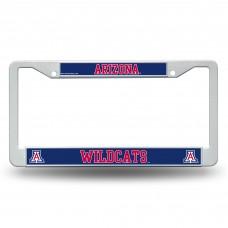 Arizona Wildcats Plastic License Plate Frame