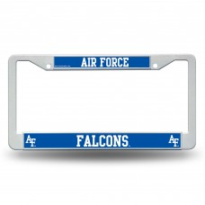 Air Force Falcons Plastic License Plate Frame