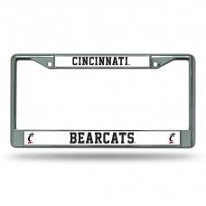 Cincinnati Chrome License Plate Frames
