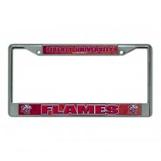 Liberty Chrome License Plate Frame