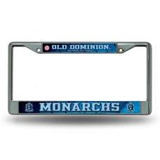 Old Dominion Chrome License Plate Frame