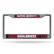 Radford Chrome License Plate Frame