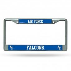 Air Force Falcons Chrome License Plate Frame