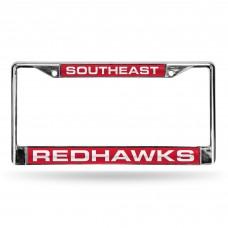 Southeastern Missouri State Laser Chrome License Plate Frame