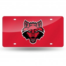 Arkansas State Laser License Plate