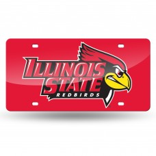 Illinois State Laser License Plate