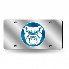 Butler Silver Laser License Plate