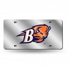 Bucknell Laser License Plate