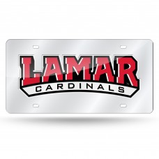 Lamar Laser License Plate