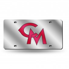 Central Missouri Laser Cut License Plate