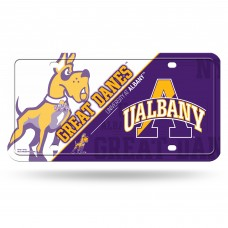 Albany Great Danes Metal License Plate