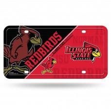 Illinois St Metal License Plate
