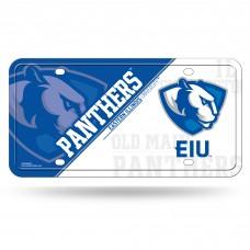 East Illinois Metal License Plate
