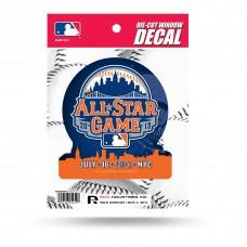 NEW YORK METS 2013 ALL STAR GAME MEDIUM DIE CUT DECAL