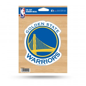 GOLDEN STATE WARRIORS MEDIUM DIE CUT DEC