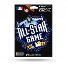 MLB 2016 ALL STAR GAME FOR DIE CUT DECAL