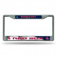 BOSTON RED SOX CHROME FRAME