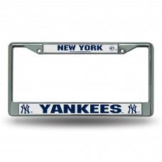 NEW YORK YANKEES CHROME FRAME