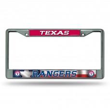 TEXAS RANGERS CHROME FRAME