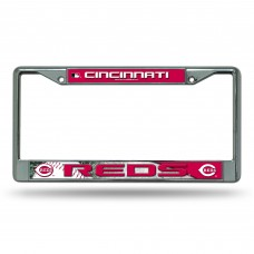 CINCINNATI REDS CHROME FRAME
