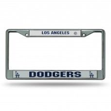 la dodgers chrome frame la logo