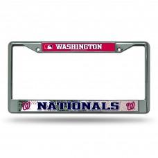 WASHINGTON NATIONALS CHROME FRAME