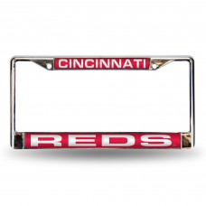 REDS RED LASER CHROME FRAME