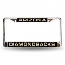 DIAMONDBACKS BLACK LASER CHROME FRAME