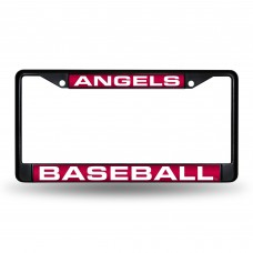 ANGELS BLACK LASER CHROME FRAME