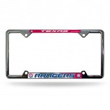 TEXAS RANGERS EZ VIEW CHROME FRAME