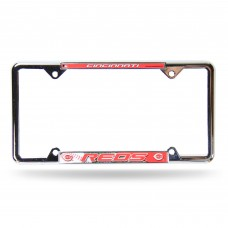 CINCINNATI REDS EZ VIEW CHROME FRAME