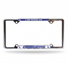 los angeles dodgers ez view chrome frame