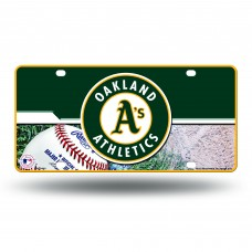 A'S METAL TAG
