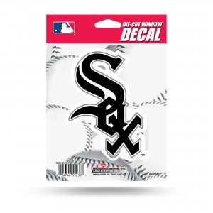 CHICAGO WHITE SOX MEDIUM DIE CUT STICKERS