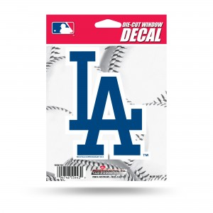 LOS ANGELES DODGERS MEDIUM DIE CUT STICKERS