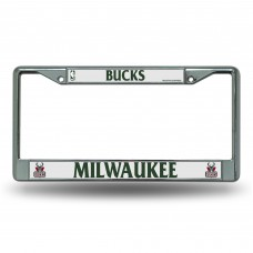 MILWAUKEE BUCKS CHROME FRAME