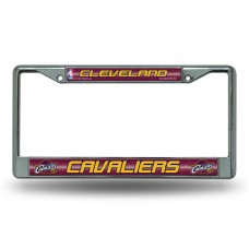 CAVALIERS BLING CHROME FRAME