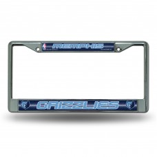 GRIZZLIES BLING CHROME FRAME