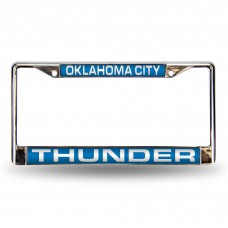 THUNDER BLUE LASER CHROME FRAME