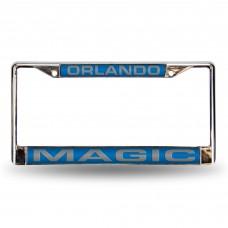 ORLANDO MAGIC BLUE LASER CHROME FRAME