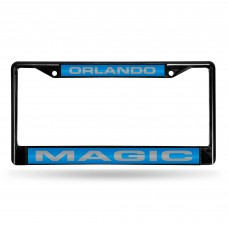 ORLANDO MAGIC BLACK LASER CHROME FRAME