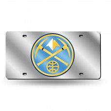 Denver Nuggets Colorado License Plate