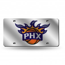 PHOENIX SUNS SILVER LASER TAG