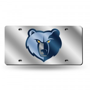 MEMPHIS GRIZZLIES LASER TENNESSEE LICENSE PLATES
