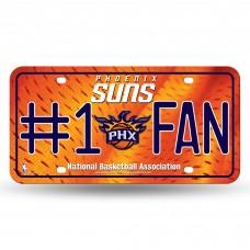PHOENIX SUNS #1 FAN METAL TAG