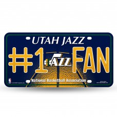 JAZZ BLING # 1 FAN METAL TAG