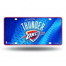OKLAHOMA CITY THUNDER METAL TAG